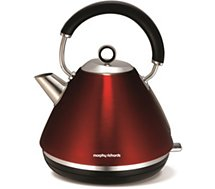 Bouilloire Morphy Richards  Accents Refresh Rouge