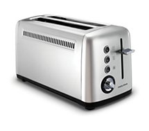 Grille-pain Morphy Richards  Accents 2 longues tranches Inox