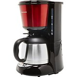 Cafetière isotherme Morphy Richards  Accents Thermos Prog. Rouge