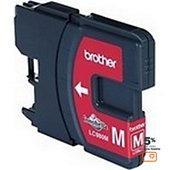 Cartouche d'encre Brother LC980 magenta