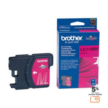 Brother LC1100 Magenta