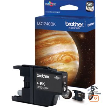 Brother LC1240 Noire