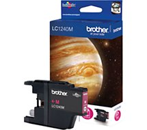 Cartouche d'encre Brother LC1240 Magenta