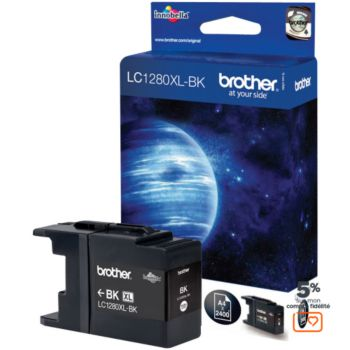 Brother LC1280XL Noir