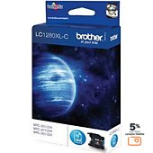 Cartouche d'encre Brother LC1280XL Cyan