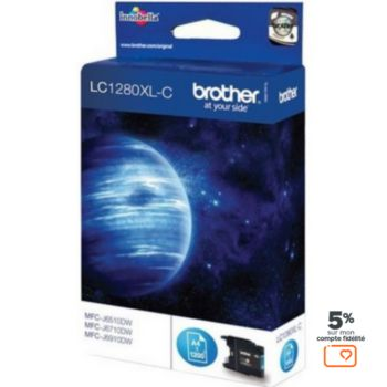 Brother LC1280XL Cyan
