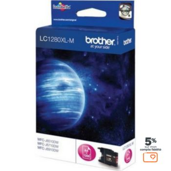 Brother LC1280XL Magenta