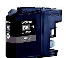 Cartouche d'encre Brother LC123 Noire