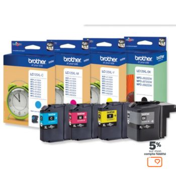 Brother 4CL LC129XL