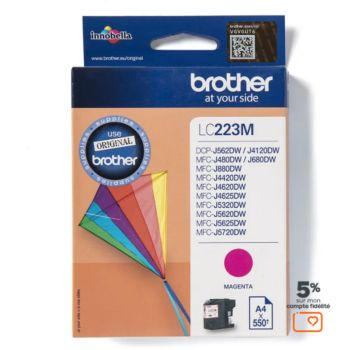 Brother LC223 Magenta