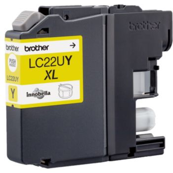 Brother LC22U Jaune