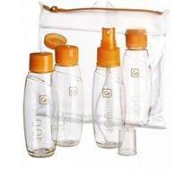 Bouteilles cabine Go Travel  Mini bouteilles homologuées Cabine