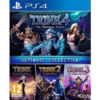 Just For Games Trine 4 The Ultimate Collection