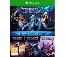Jeu Xbox One Just For Games  Trine 4 The Ultimate Collection