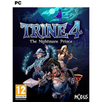 Just For Games Trine 4 The Nightmare Prince