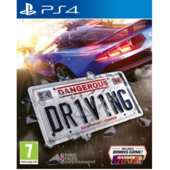 Just For Games Dangerous Driving