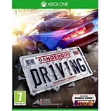 Jeu Xbox One Just For Games Dangerous Driving
