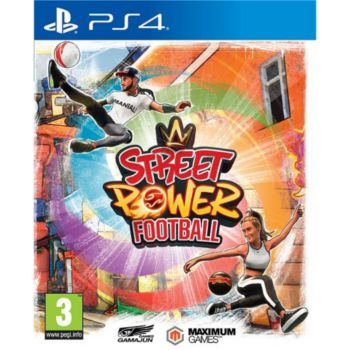 Just For Games STREET POWER FOOTBALL P4 VF
