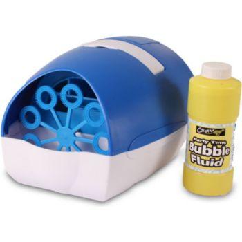 Cheetah Machine à bulles mobile pour enfant BLEU
