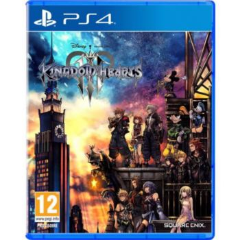 Square Enix Kingdom Hearts 3