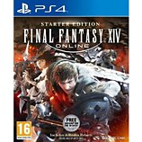 Jeu PS4 Square Enix Final Fantasy XIV : Starter Edition
