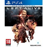 Jeu PS4 Square Enix  Left Alive Edition Day One