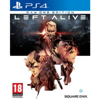 Square Enix Left Alive Edition Day One