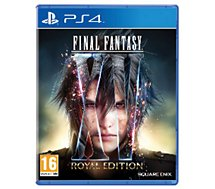 Jeu PS4 Koch Media Final Fantasy XV - Edition Royale
