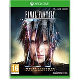 Jeu Xbox One Koch Media Final Fantasy XV - Edition Royale