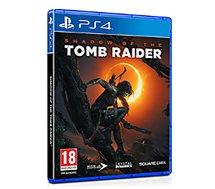 Jeu PS4 Koch Media Shadow of the Tomb Raider