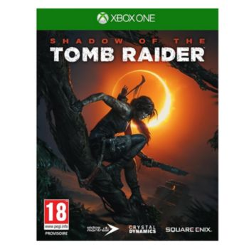 Koch Media Shadow of the Tomb Raider