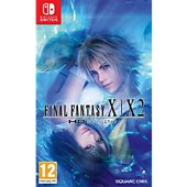 Jeu Switch Square Enix Final Fantasy X / X-2 HD Remaster