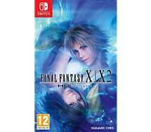 Jeu Switch Square Enix Final Fantasy X / X-2 HD Remaster