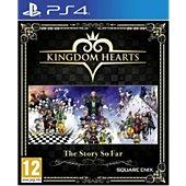 Jeu PS4 Koch Media Kingdom Hearts The Story So Far