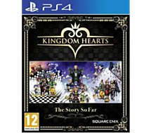 Jeu PS4 Koch Media Kingdom Hearts The Story So Far