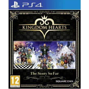 Koch Media Kingdom Hearts The Story So Far