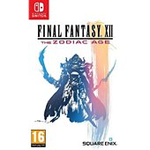Jeu Switch Square Enix Final Fantasy XII The Zodiac Age
