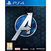 Jeu PS4 Square Enix Marvel's Avengers