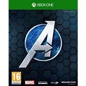 Jeu Xbox One Square Enix Marvel's Avengers