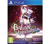 Jeu PS4 Namco  BALAN WONDERWORLD