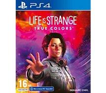 Jeu PS4 Namco  LIFE IS STRANGE TRUE COLORS