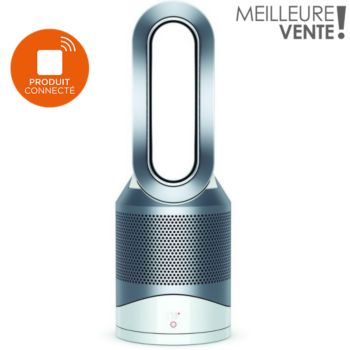 Dyson HP02 Pure Hot+Cool Link White