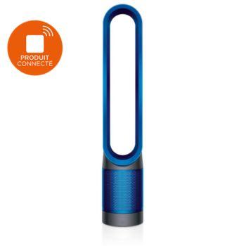 dyson cool purifier tower fan iron blue purificateur d 39 air boulanger. Black Bedroom Furniture Sets. Home Design Ideas