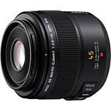 Objectif pour Hybride Panasonic  45mm f/2.8 Macro Leica DG Elmarit