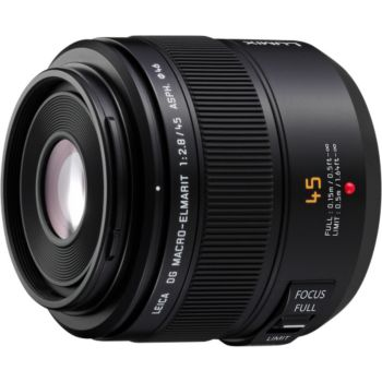 Panasonic 45mm f/2.8 Macro Leica DG Elmarit