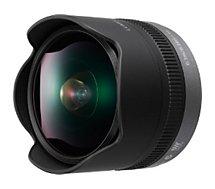 Objectif pour Hybride Panasonic Fisheye 8mm f/3.5