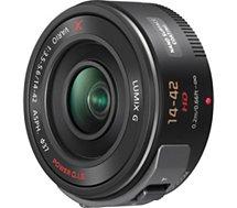 Objectif pour Hybride Panasonic  14-42mm f/3.5-5.6 PZ OIS noir Lumix G X