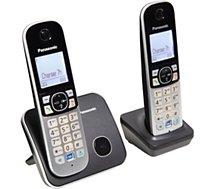 Téléphone sans fil Panasonic  KX-TG6812