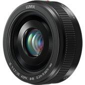 Objectif pour Hybride Panasonic 20mm F1.7 II ASPH.