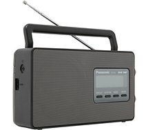 Radio numérique Panasonic  RF-D10 noire